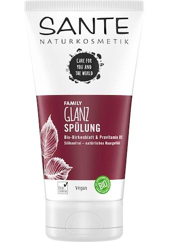 SANTE Haarspülung »FAMILY Glanz Spülung« kaufen