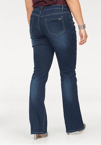 Arizona Bootcut - Jeans »Ultra - Stretch« kaufen