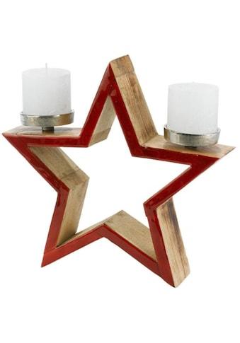 Kerzenhalter »Stern« kaufen