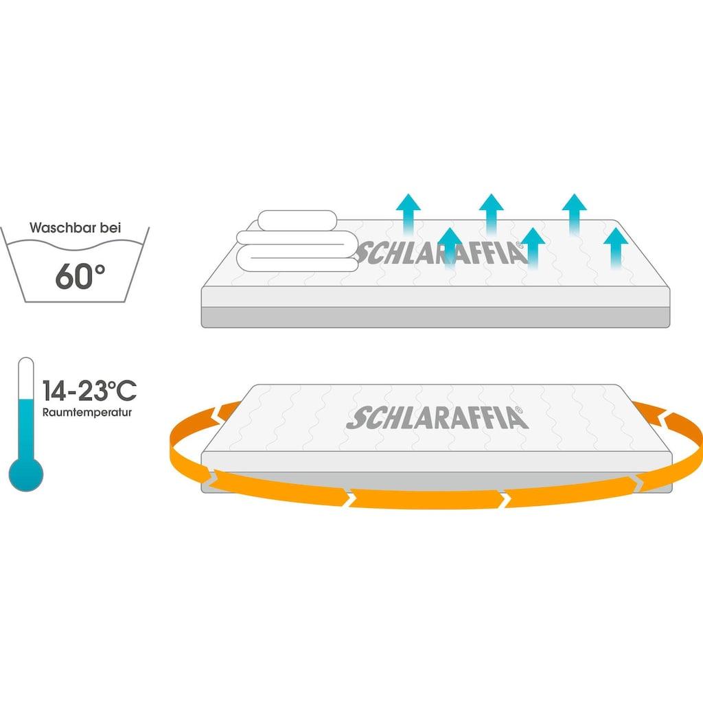 Schlaraffia Gelschaummatratze »GELTEX® Quantum Touch 180«, 18 cm cm hoch, Raumgewicht: 45 kg/m³, (1 St.), 90 Nächte Probeschlafen!*