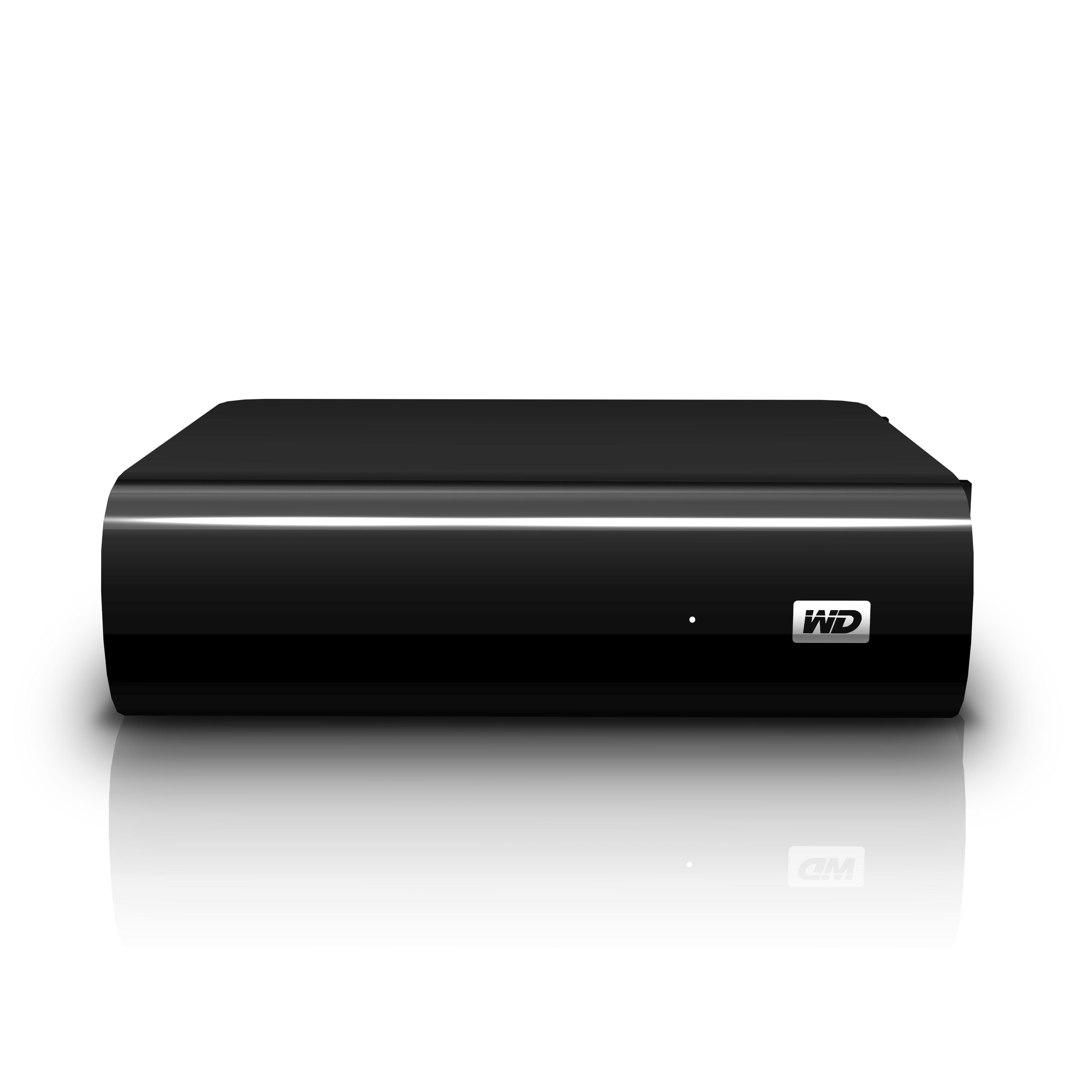 western digital my book av tv ideal f r tv aufnahmen auf. Black Bedroom Furniture Sets. Home Design Ideas