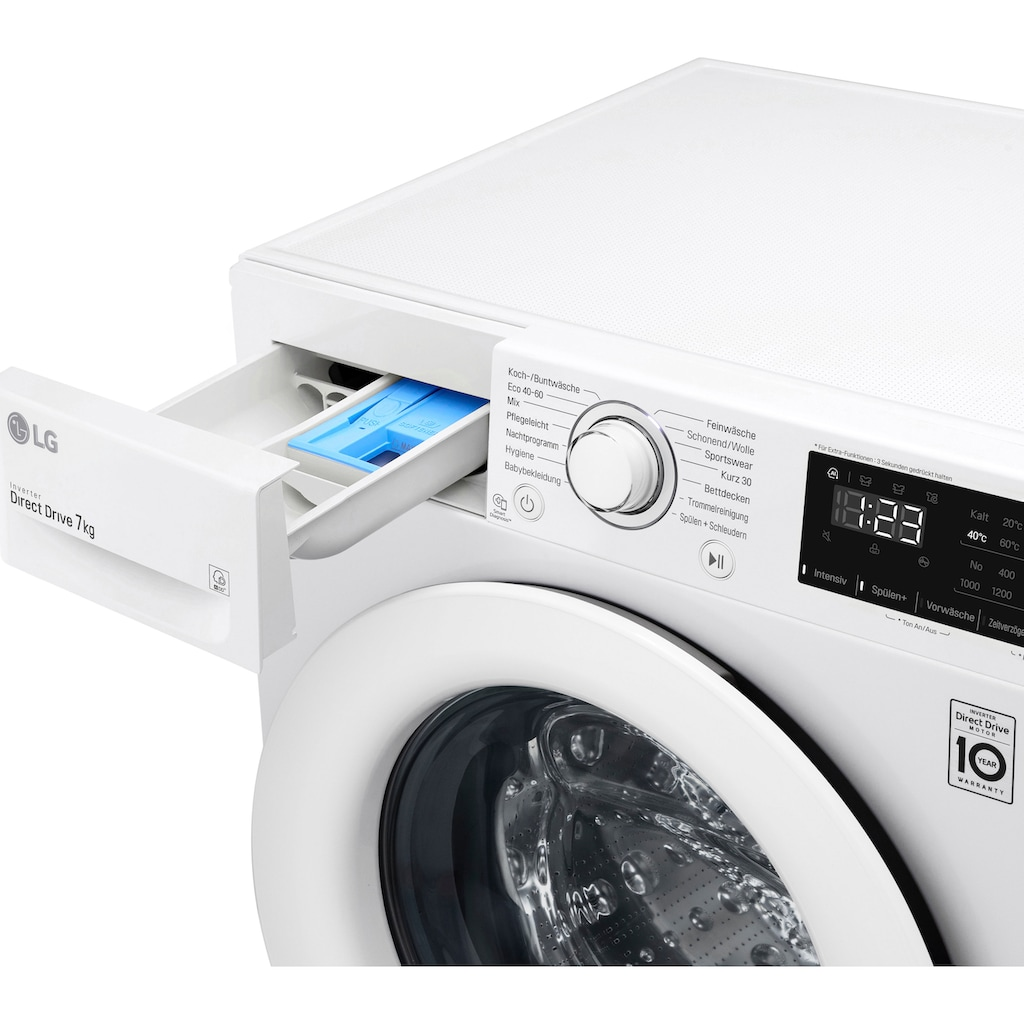 LG Waschmaschine »F14WM7LN0E«, F14WM7LN0E