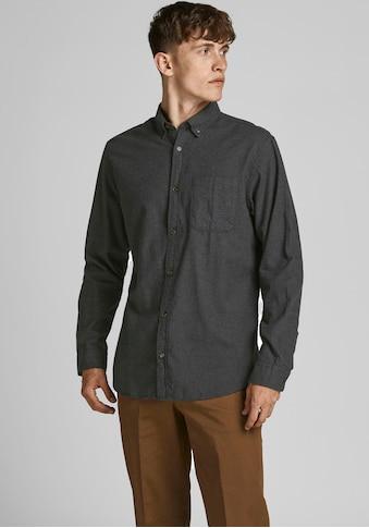 Jack & Jones Langarmhemd »CLASSIC HEATHER SHIRT« kaufen