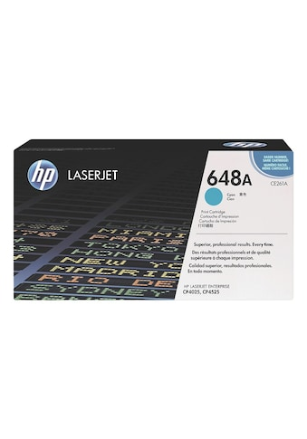 HP Druckpatrone 648A »HP CE261A« kaufen