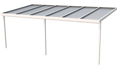 GUTTA Terrassendach »Premium«, BxT: 611x306 cm, Dach Polycarbonat bronce kaufen