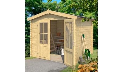 Outdoor Life Products Gartenhaus »Chicago« kaufen