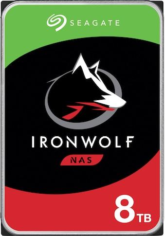 Seagate HDD-NAS-Festplatte »IronWolf« kaufen