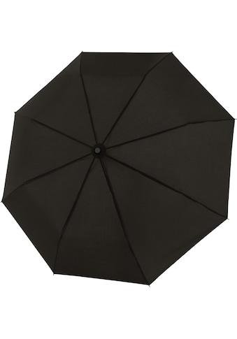 doppler® Taschenregenschirm »Fiber Magic Superstrong, uni schwarz« kaufen
