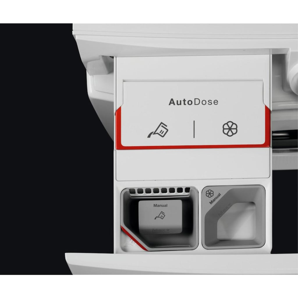 AEG Waschmaschine »L6FB68480«, Serie 6000, L6FB68480, 8 kg, 1400 U/min, mit AutoDose & WiFi Steuerung