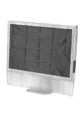 Hama Bildschirm-Staubschutzhaube, 24/26, Transparent kaufen