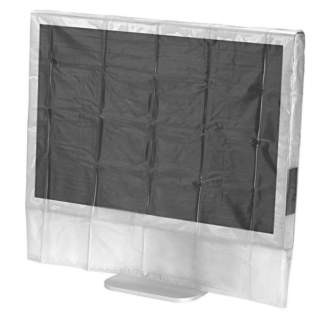 Hama Bildschirm-Staubschutzhaube, 24/26, Transparent