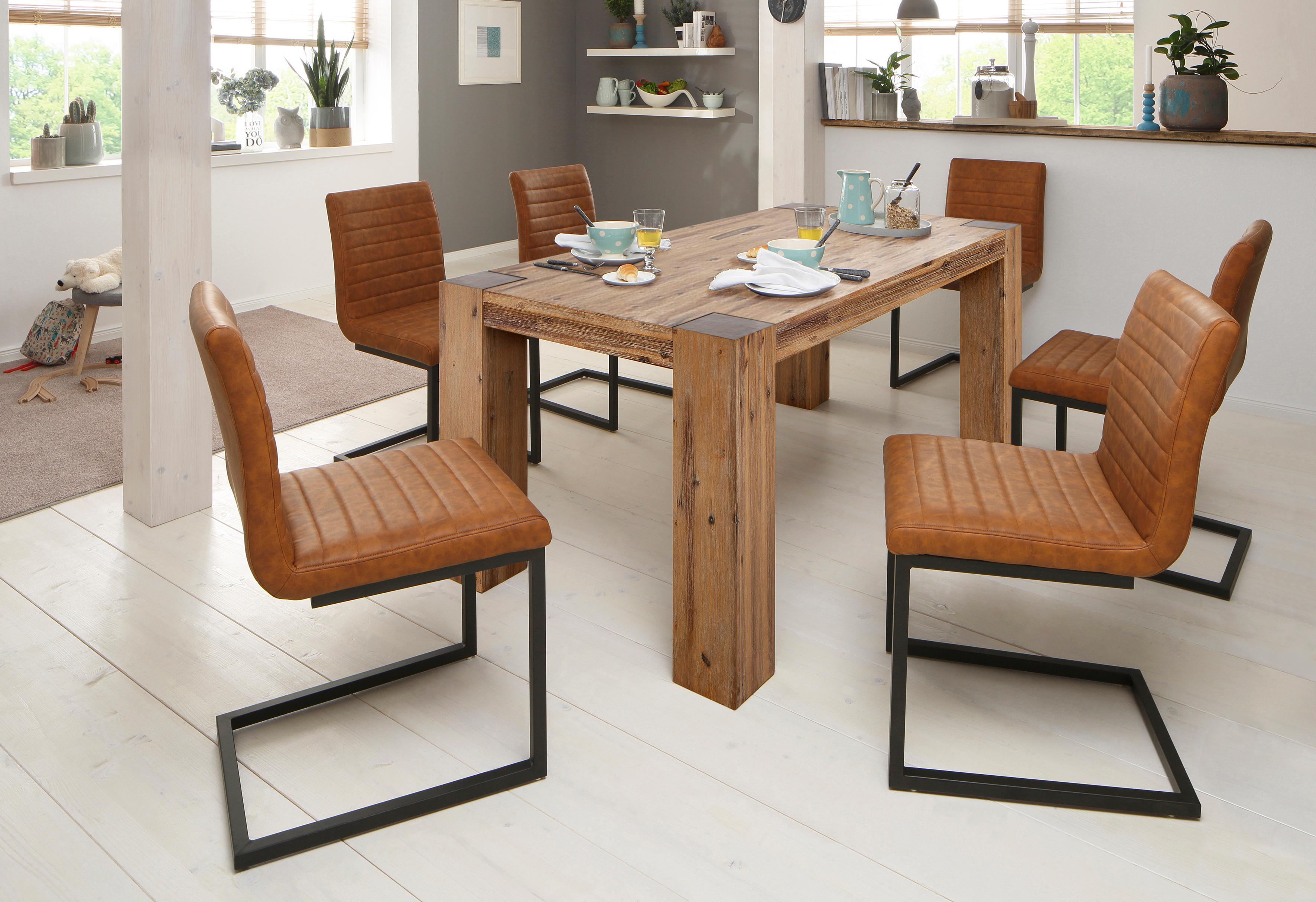 Beeindruckend Esstisch Stühle Mit Armlehne Foto Von Home Affaire Essgruppenset Â«bineÂ« Bestehend Aus 6