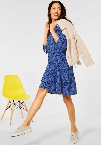 STREET ONE Blusenkleid, mit schickem Muster kaufen