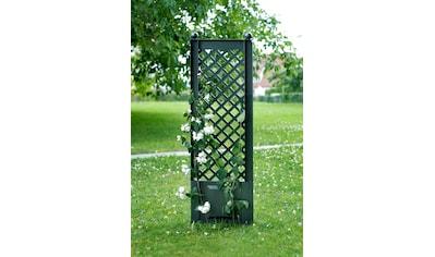 KHW Spalier, BxTxH: 43x6x140 cm, grün kaufen