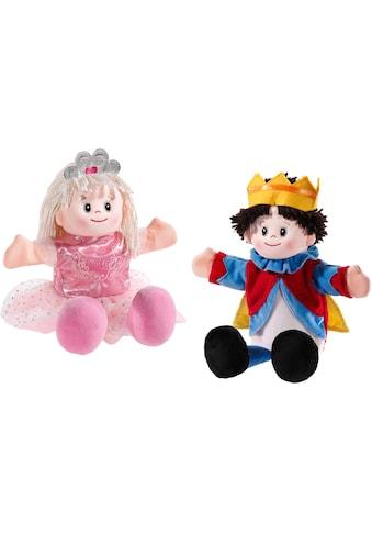 Heunec® Handpuppe »Poupetta - Prinzessin und Prinz«, (Set, 2 tlg.) kaufen
