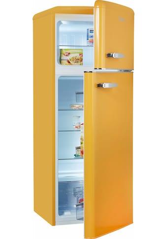 Amica Kühl - /Gefrierkombination, 144 cm hoch, 55 cm breit kaufen