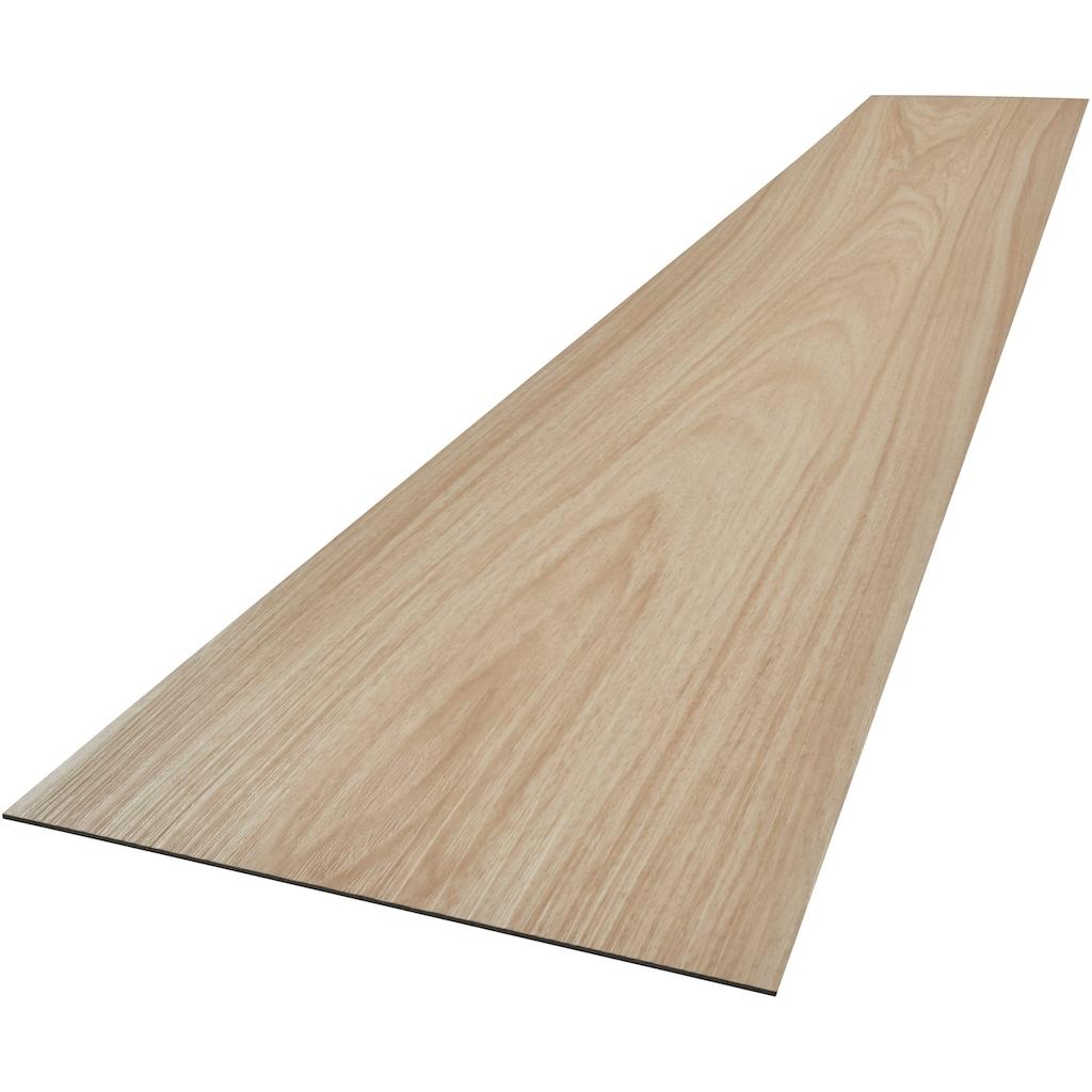 Vinyllaminat »PVC Planke«, 60 Stück, 8,36 m², selbstklebend
