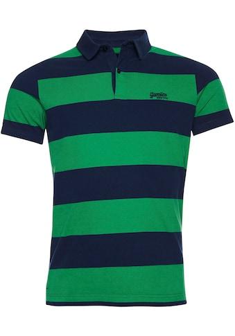 Superdry Poloshirt »ACADEMY STRIPE POLO« kaufen