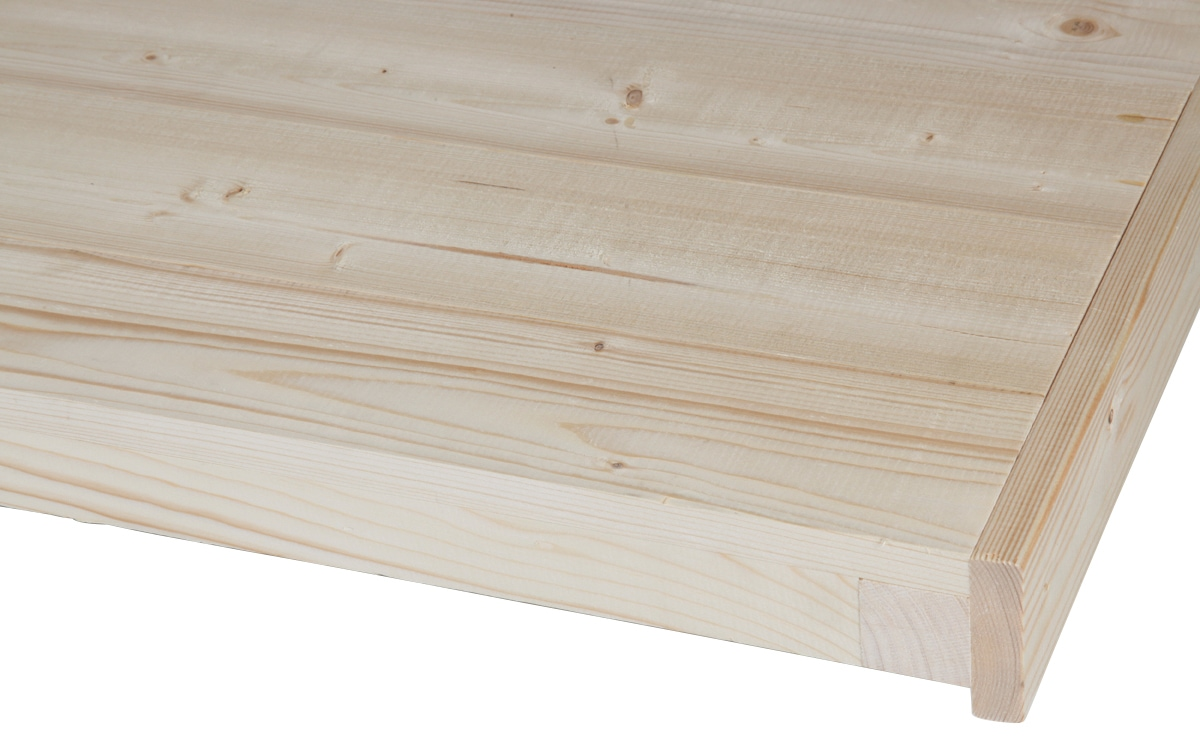WOLFF FINNHAUS Einlegeböden für Geräteschrank 20-D, BxT: 235x75 cm | Garten > Gerätehäuser | WOLFF FINNHAUS