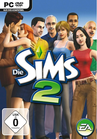 Electronic Arts Spiel »Die Sims 2«, PC, Software Pyramide kaufen