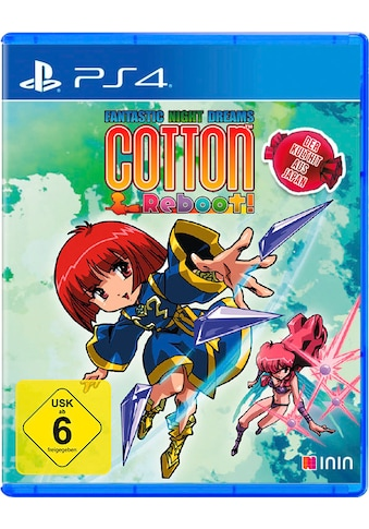 PlayStation 4 Spiel »Cotton Reboot!«, PlayStation 4 kaufen