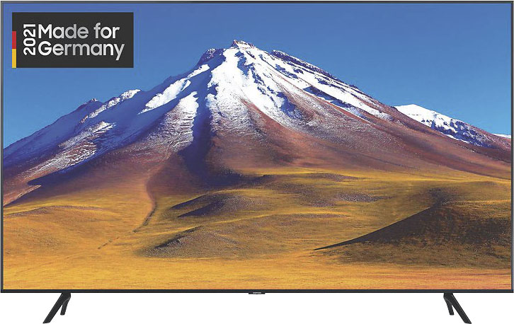 Samsung LED-Fernseher 75TU6979 , 189 cm 75 , 4K Ultra HD, Smart-TV