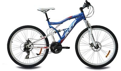 KCP Mountainbike »Attack«, 21 Gang, Shimano, Tourney RD-TY300-GS Schaltwerk,... kaufen