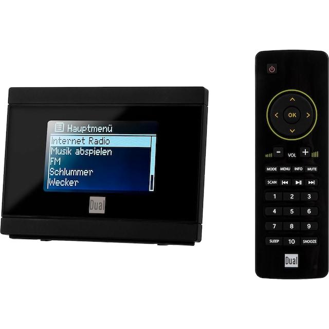 Dual »IR 2A« Internet-Radio (Internetradio,FM-Tuner,UKW mit RDS)