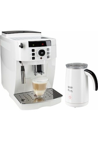 De'Longhi Kaffeevollautomat »ECAM 21.118.W«, inkl. Milchaufschäumer im Wert von UVP 89,99 kaufen