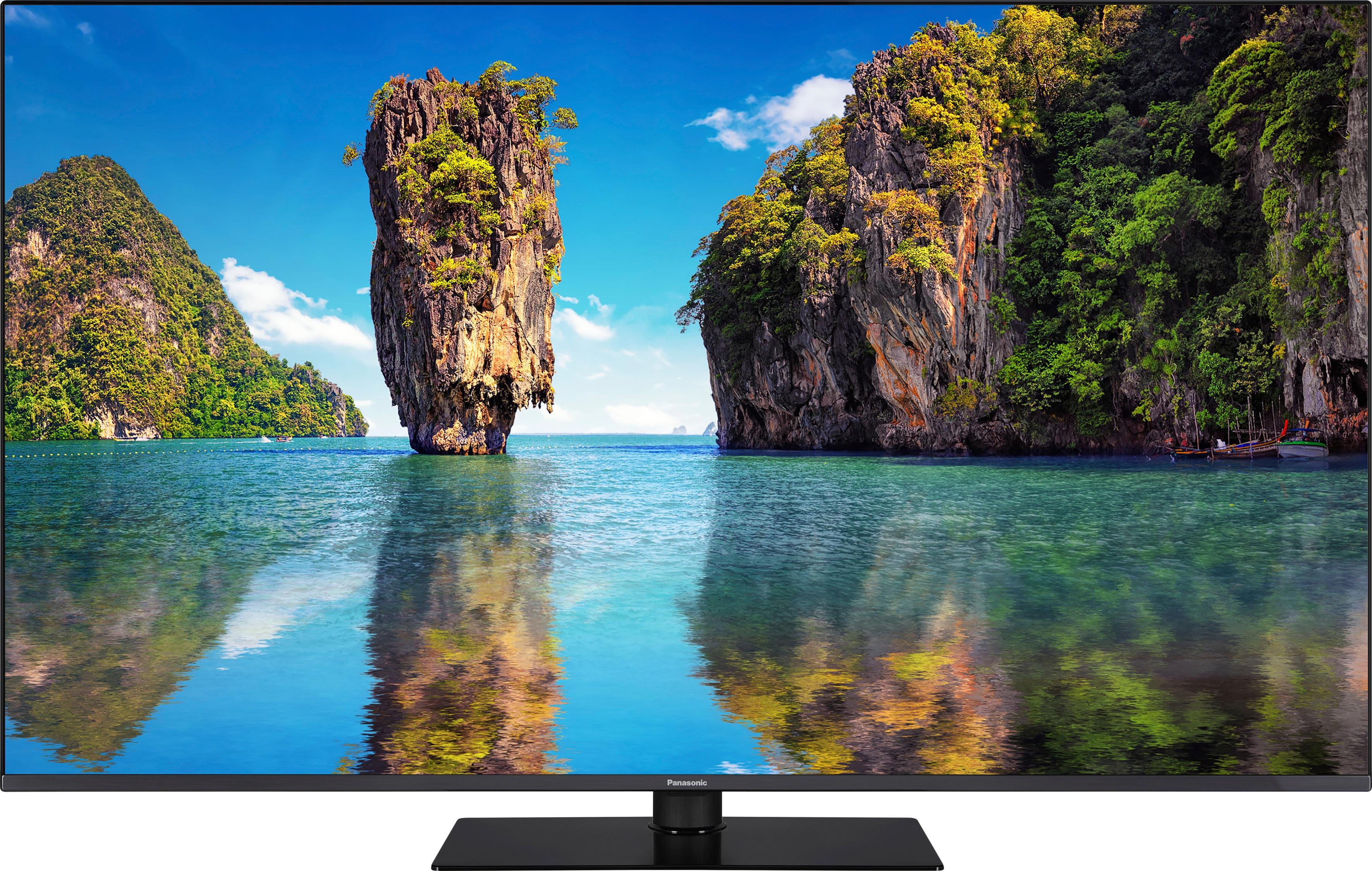 Panasonic LCD-LED Fernseher TX-55HXW704 , 139 cm 55 , 4K Ultra HD, Smart-TV