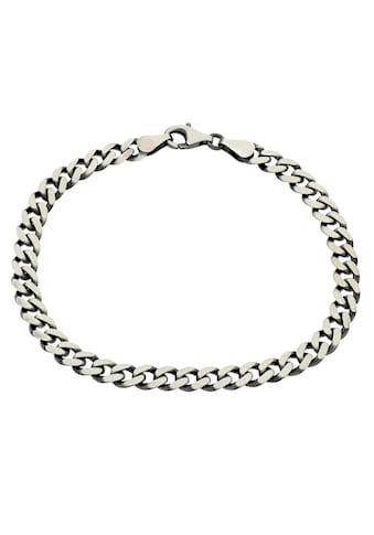 Firetti Silberarmband »Antik, 2-fach diamantiert, satiniert« kaufen