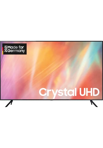 """Samsung LED-Fernseher »GU85AU7179U«, 214 cm/85 """", 4K Ultra HD, Smart-TV kaufen"""