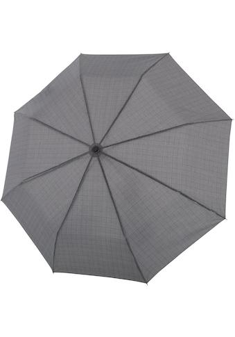 doppler® Taschenregenschirm »Fiber Magic Superstrong, glen check« kaufen