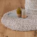 Obsession Hochflor-Teppich »My Candy 170«, rund, 26 mm Höhe, Uniteppich