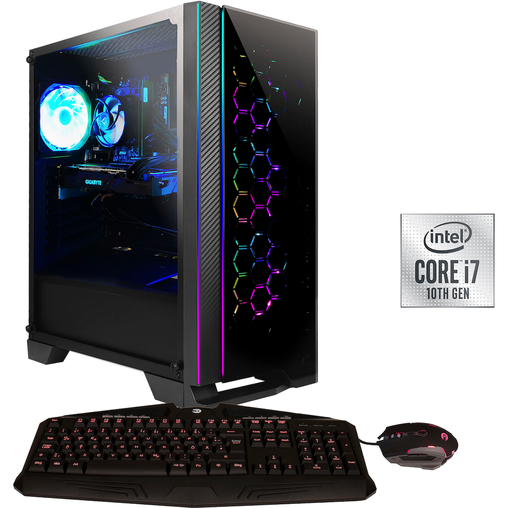 Hyrican Gaming-PC »Nova 6593«