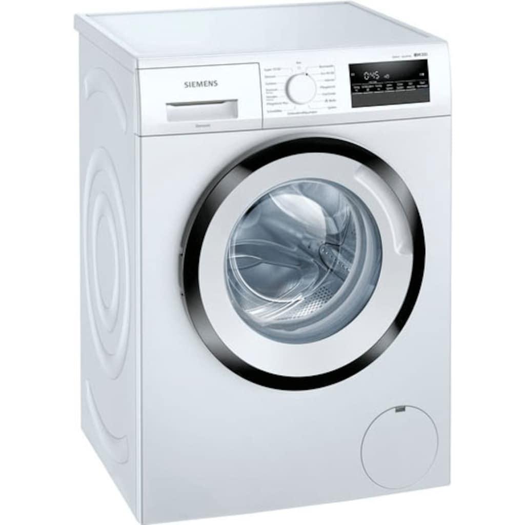 SIEMENS Waschmaschine »WM14N242«, iQ300, WM14N242, 7 kg, 1400 U/min