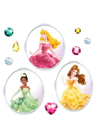KOMAR Wandtattoo »Princess«, 23 - teilig kaufen