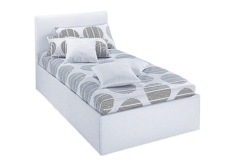 Westfalia Schlafkomfort Polsterbett | Schlafzimmer > Betten > Polsterbetten | Weiß | WESTFALIA SCHLAFKOMFORT