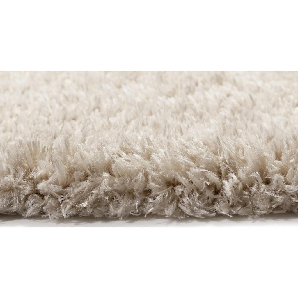 Wecon home Hochflor-Teppich »Toubkal«, rechteckig, 50 mm Höhe