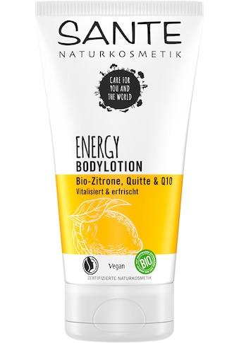 SANTE Bodylotion »ENERGY« kaufen
