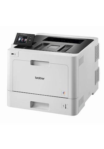 Brother »Kompaktes 4 - in - 1 Farb - Multifunktionsgerät« Laserdrucker (LAN (Ethernet),WLAN (Wi - Fi),NFC) kaufen