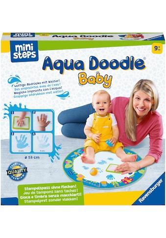 Ravensburger Kreativset »ministeps® Aqua Doodle® Baby«, Made in Europe kaufen