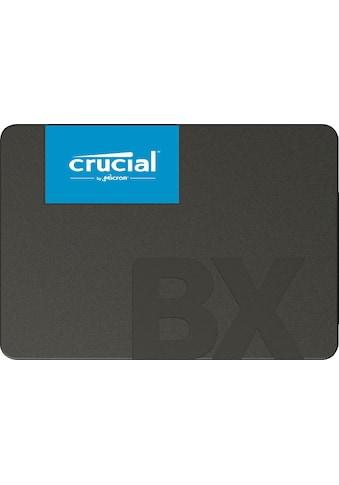 Crucial SSD »BX500 SSD 480GB, CT480BX500SSD1« kaufen