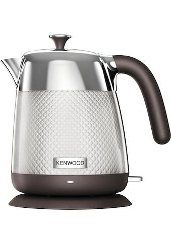 KENWOOD Wasserkocher »Mesmerine ZJM810.WH«, 1,6 l, 2200 W kaufen