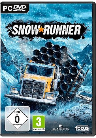 SnowRunner: Standard Edition PC kaufen