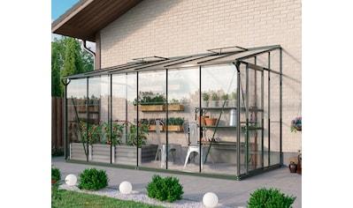 VITAVIA Anlehngewächshaus »Osiris 7800«, BxTxH: 190x379x222 cm, 3/6 mm kaufen