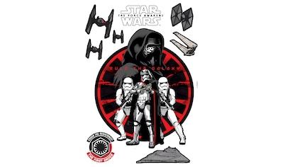 KOMAR Packung: Wandtattoo »Star Wars First Order«, 9 - teilig kaufen