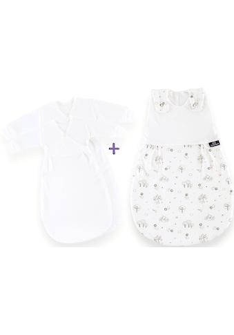 Träumeland Babyschlafsack »Set Vögelchen«, (Packung, 3 tlg., 3er-Pack) kaufen