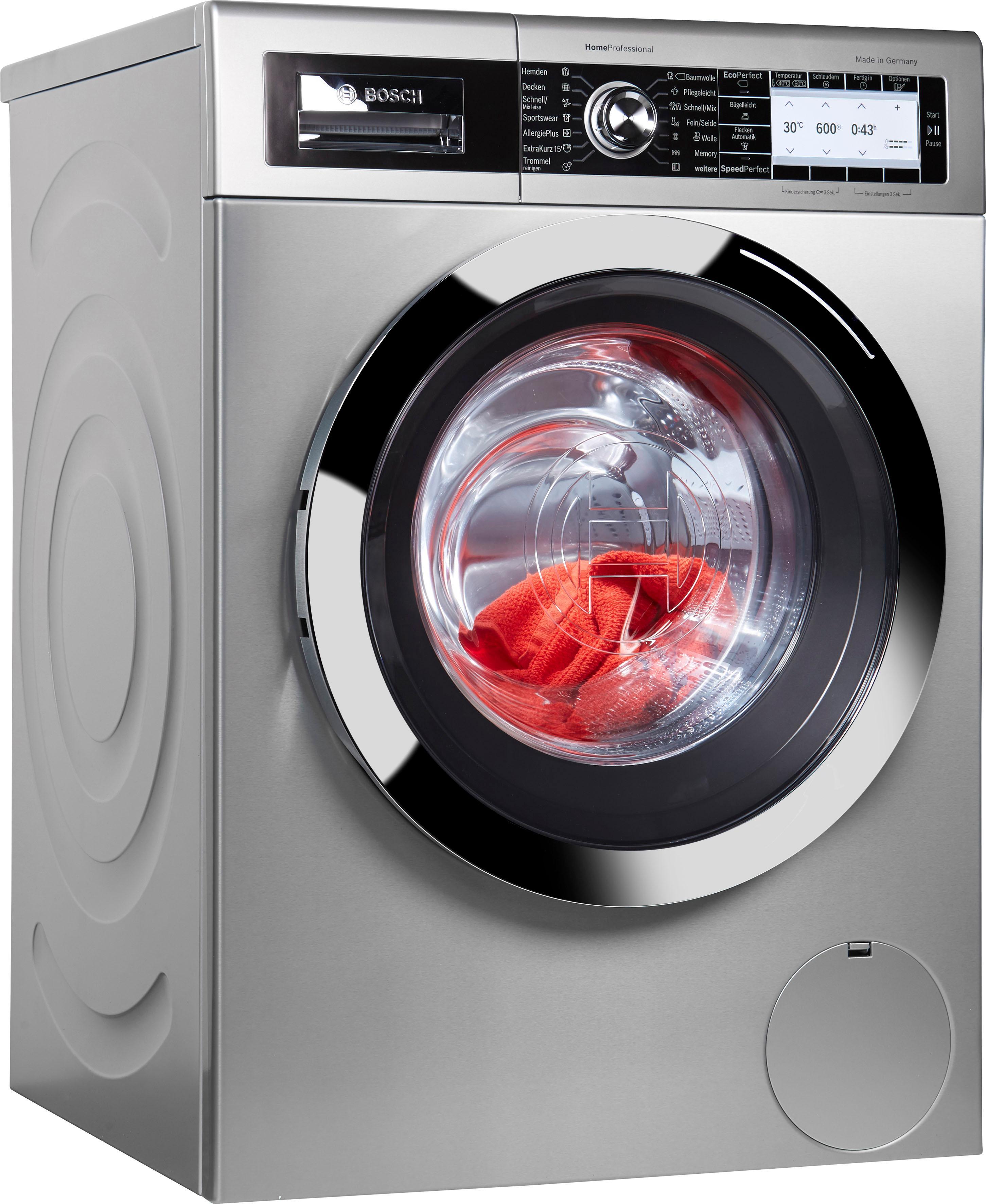 Bosch WAY327X0 Homeprofessional Waschmaschine