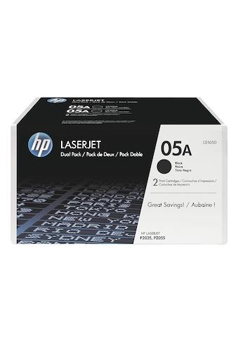 HP Doppelpack Druckkassetten 05A kaufen